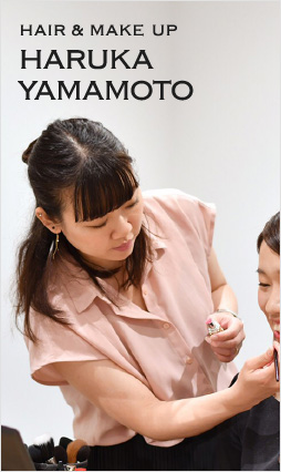 HARUKA YAMAMOTO