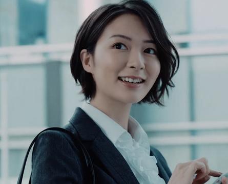 P&G「パンテーン」井咲アキ